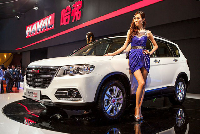 В китайском автопроме грядут большие перемены 2