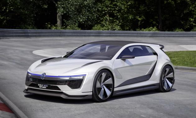 VW Golf нового поколения замечен на Нюрбургринге 1