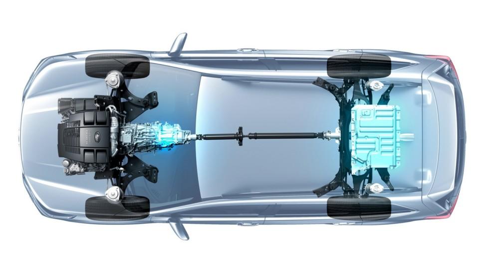 Гибридный Subaru Forester e-Boxer готовится к выходу на рынок 3