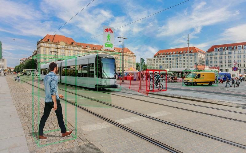 Компания Continental хочет сделать трамваи совершенно безопасными 1