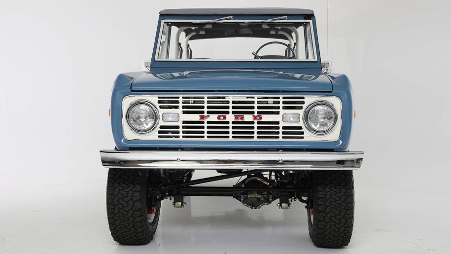 Американцы построили «современный» Ford Bronco с двигателем от «Мустанга» 1