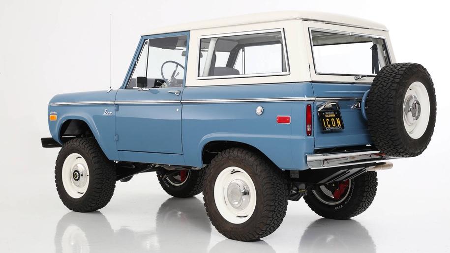 Американцы построили «современный» Ford Bronco с двигателем от «Мустанга» 2