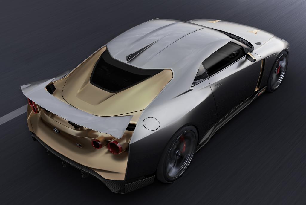Nissan раздумывает над серийным выпуском роскошной и дорогой модели 1