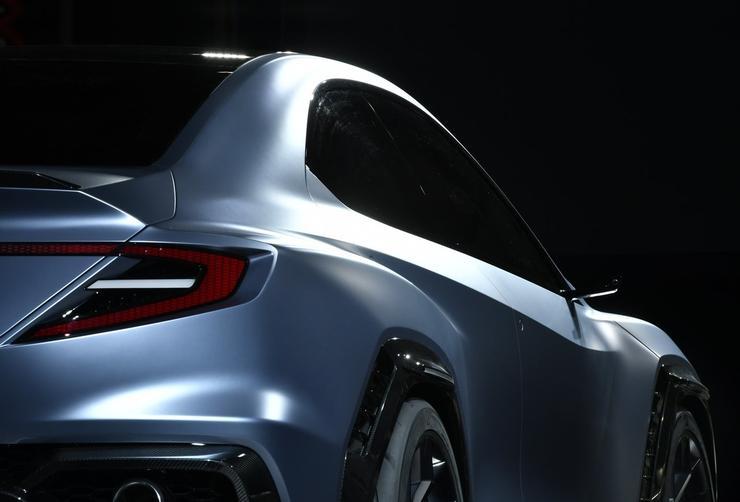 Subaru представит несколько новинок 1