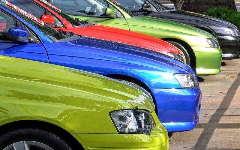 Любимые цвета украинских автомобилистов 1