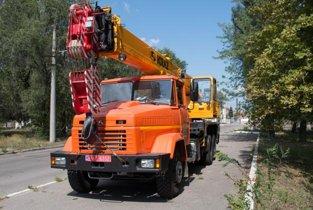 КрАЗ выпустил новую модель 1