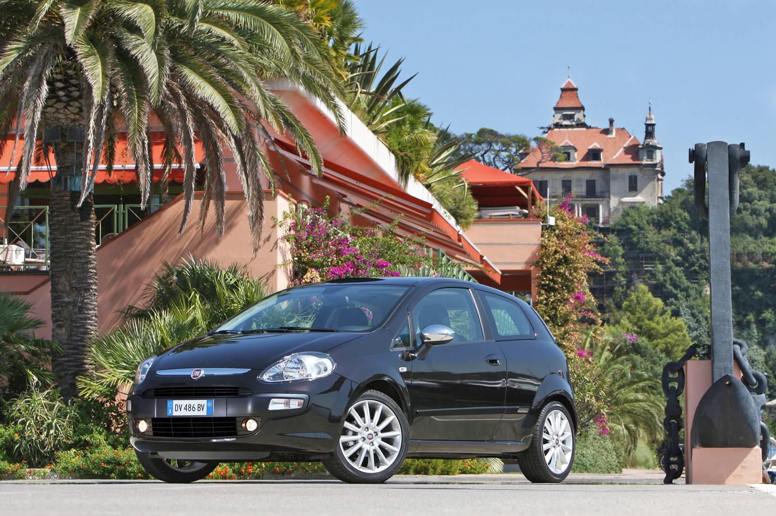 Fiat снял с производства одну из моделей 1