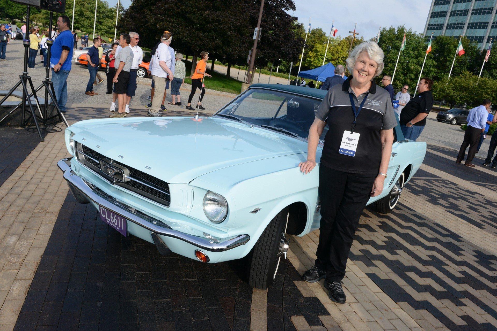 В США нашли первого покупателя Ford Mustang 1