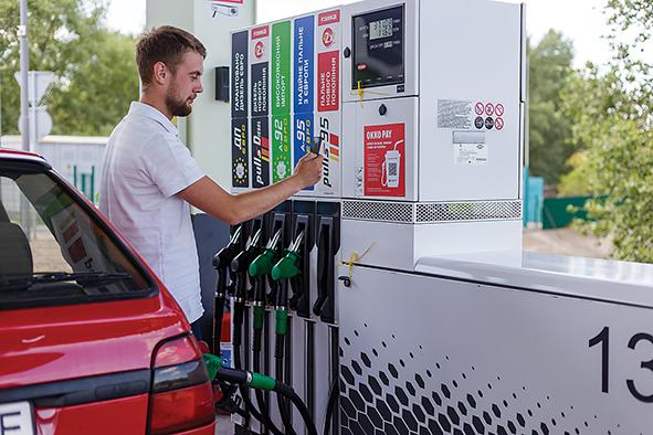 ОККО поздравит водителей с Днем Независимости скидками: минус 5 гривен на литре 1