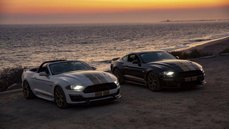 Ford презентовал новое поколение Shelby GT 1
