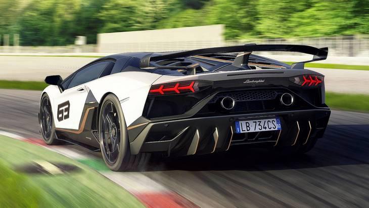 Состоялась официальная премьера Lamborghini Aventador SVJ 1
