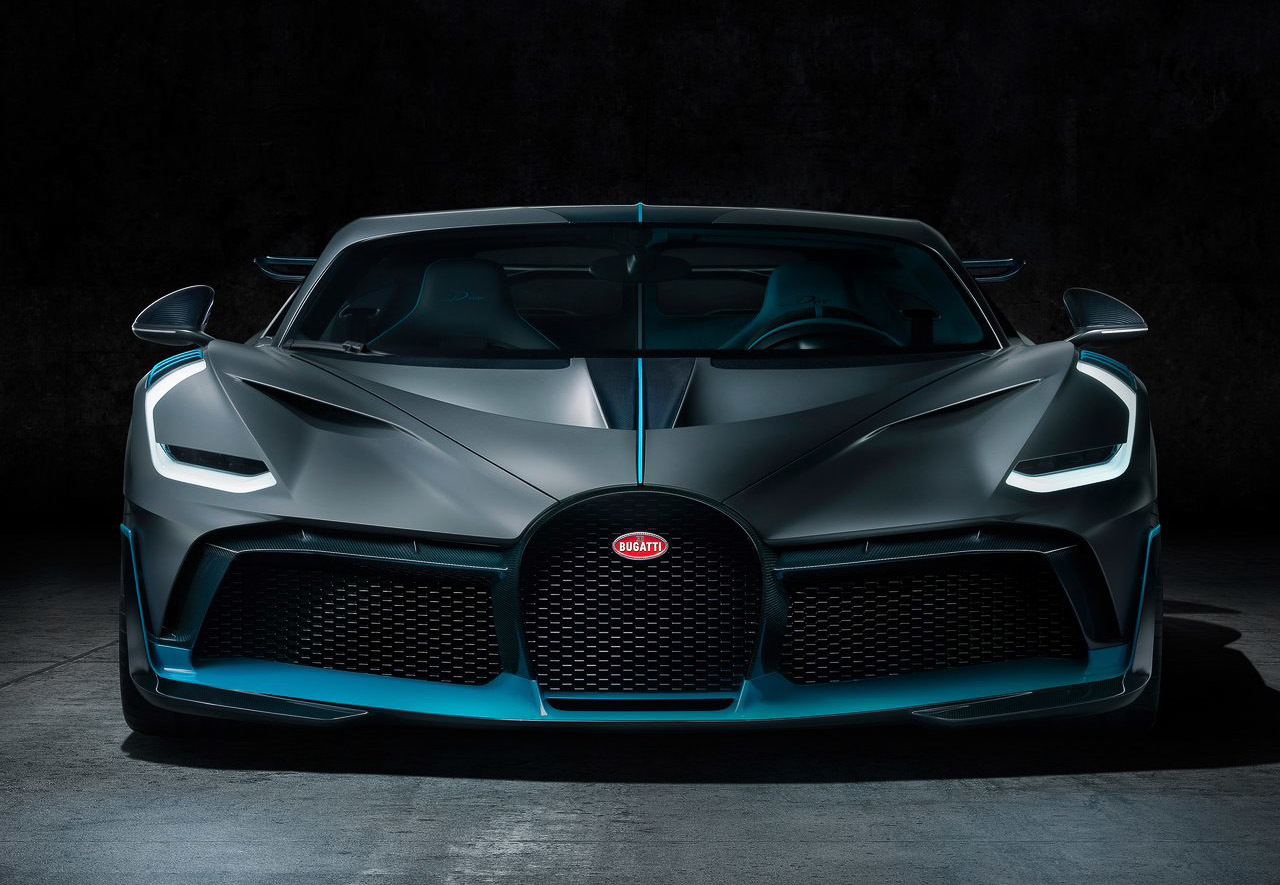 Bugatti представила модель, которая «сделана для поворотов» 1