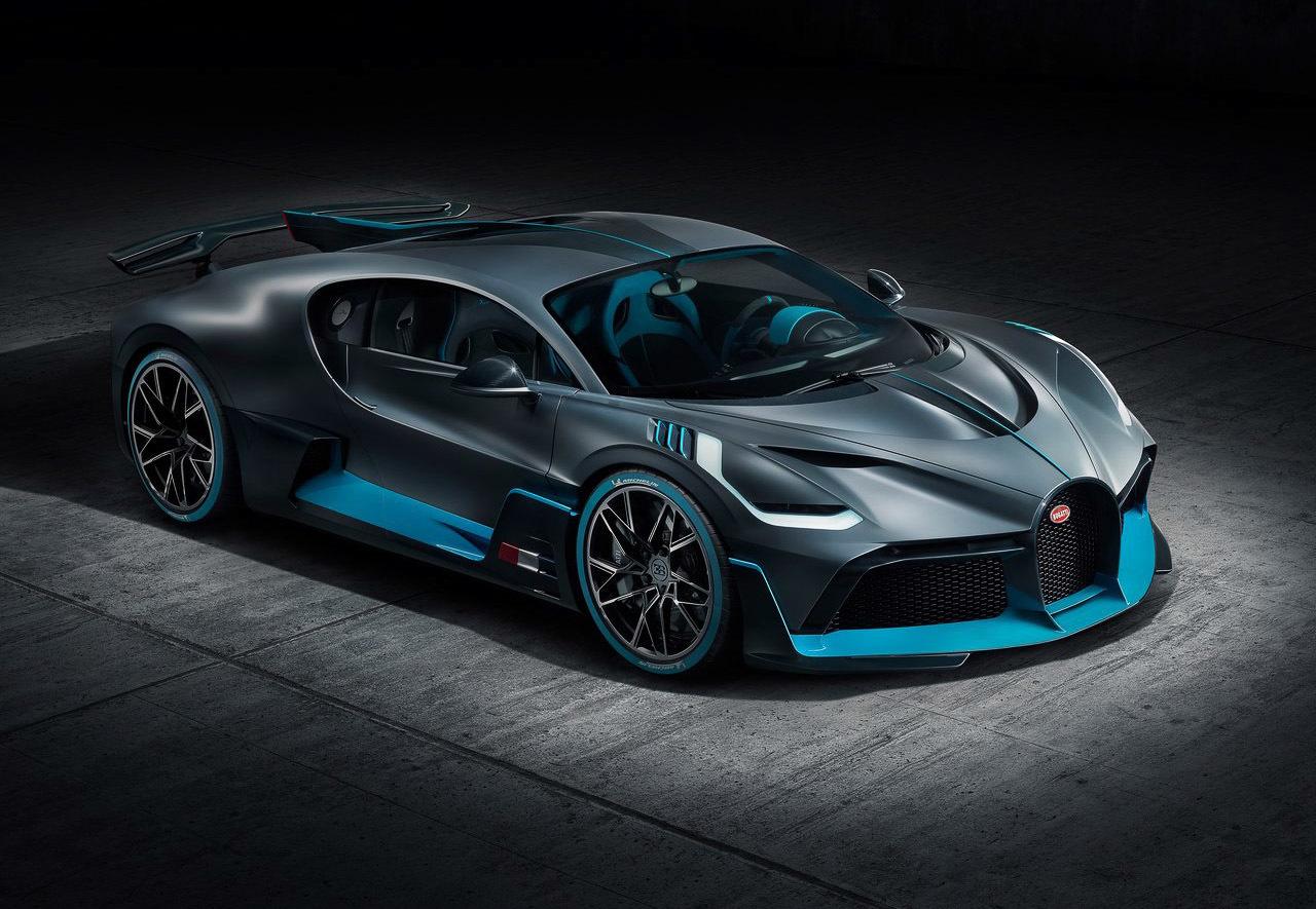 Bugatti представила модель, которая «сделана для поворотов» 2