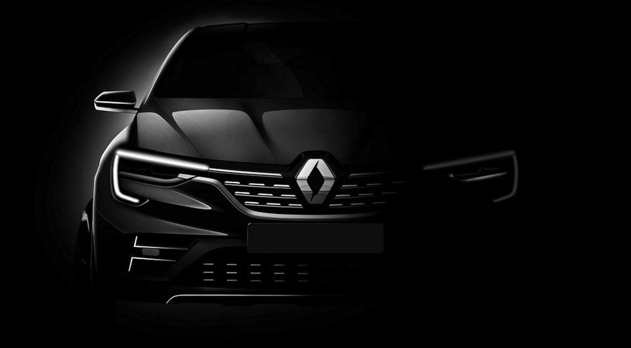 Новинка марки Renault получила имя Arkana 1