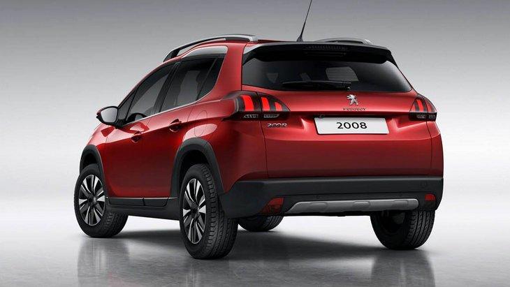 Кроссовер Peugeot 2008 ждут значительные обновления 2