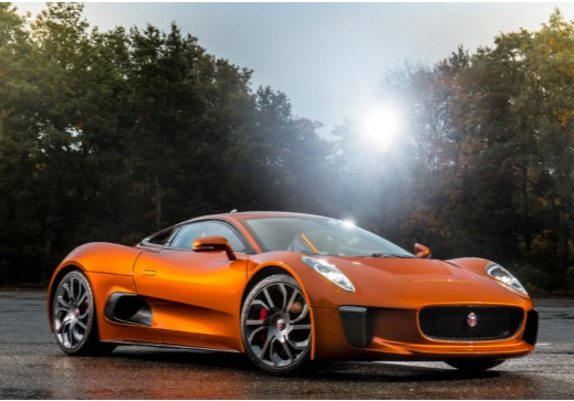 Jaguar строит среднемоторный суперкар 1