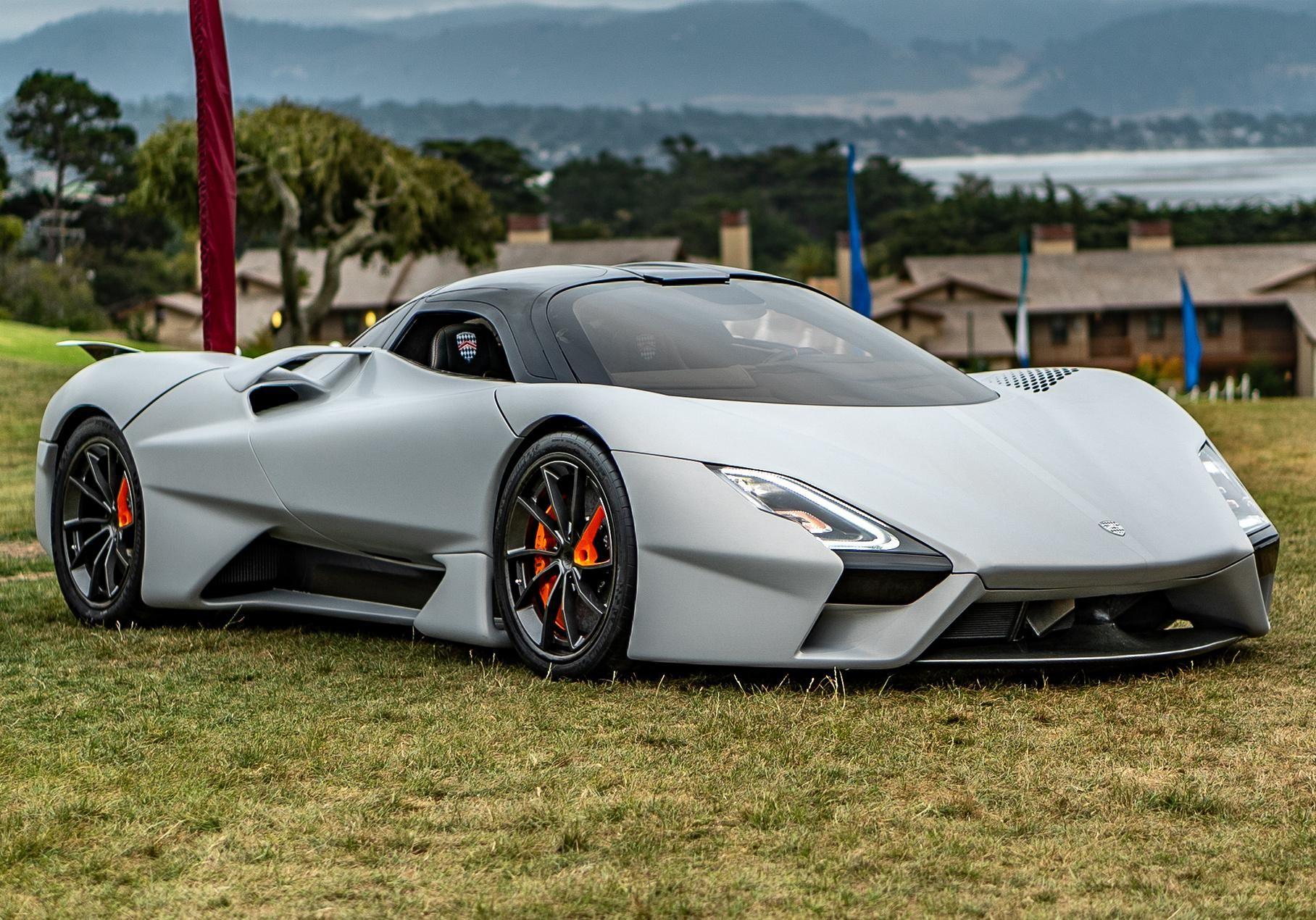 Shelby SuperCars спустя 8 лет презентовала второй сверхмощный гиперкар 1