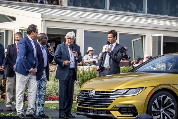 Volkswagen пожертвовал топовый Arteon на благотворительность 1