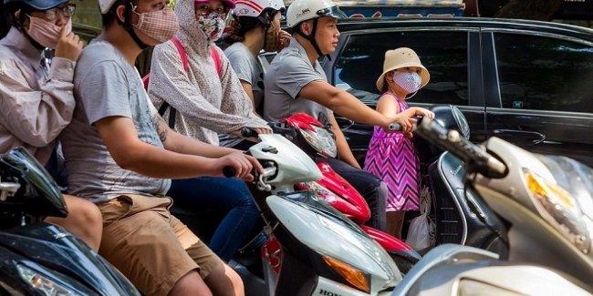 Во Вьетнаме хотят запретить скутеры и мотоциклы 1