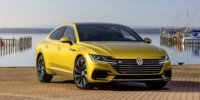Volkswagen пожертвовал топовый Arteon на благотворительность 2