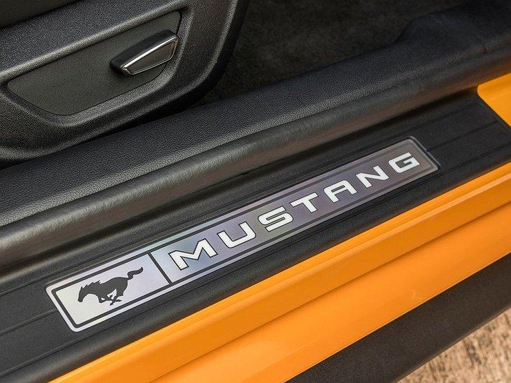 Ford превратит Mustang в кроссовер 1