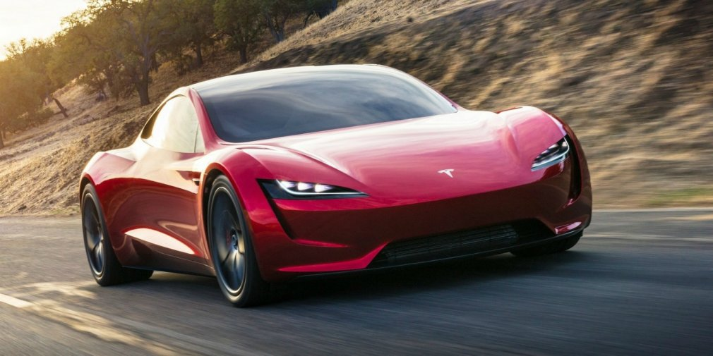 Tesla готовит к премьере новый электромобиль 1