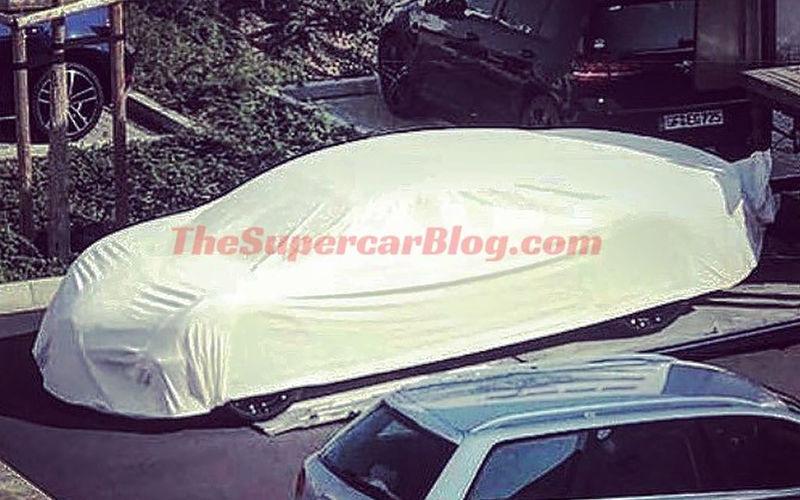 У Bugatti появится суперседан 1
