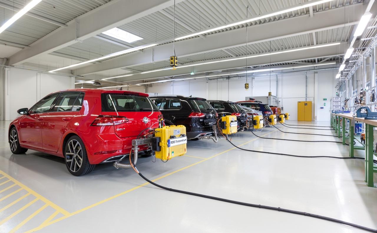 Лишь половина моделей Volkswagen прошла экологический тест WLTP 1