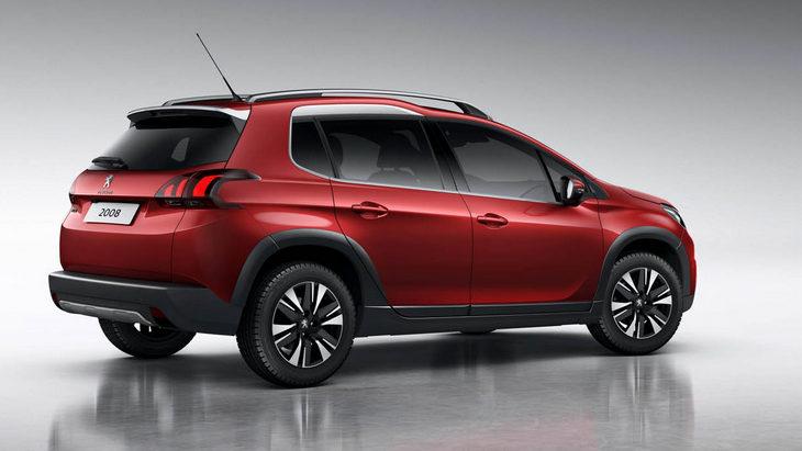 Кроссовер Peugeot 2008 ждут значительные обновления 1