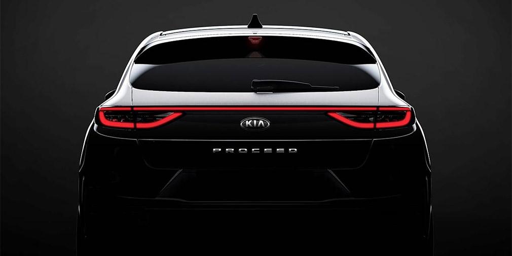 Kia представит 200-сильный Ceed нового поколения 1