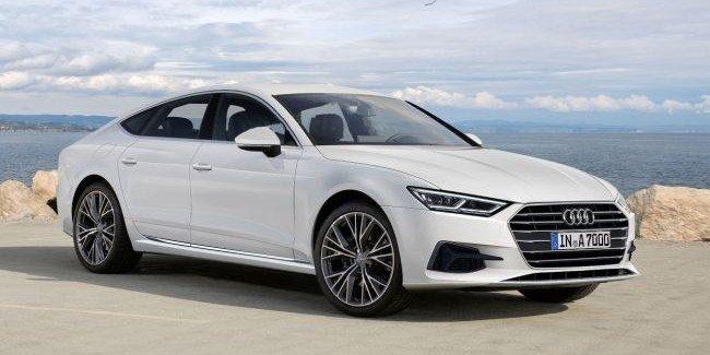 Audi A7 получил ценник в США 1