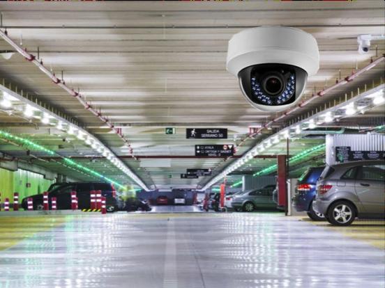 Камеры видеонаблюдения для охраны машины, гаража 2