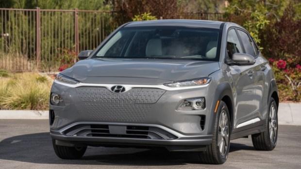 Hyundai Kona Electric приятно удивил гарантированным запасом хода 1