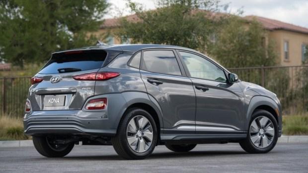 Hyundai Kona Electric приятно удивил гарантированным запасом хода 2