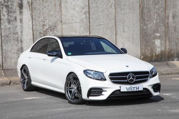 Тюнеры Vath взялись за доработку дизельного Mercedes-Benz E-Class 1