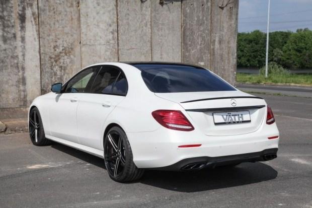 Тюнеры Vath взялись за доработку дизельного Mercedes-Benz E-Class 2