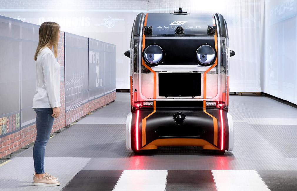 Jaguar Land Rover создал виртуальные глаза для беспилотников 1