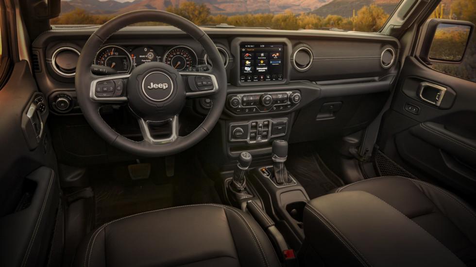 Новый Jeep Wrangler обзавелся версией Moab 3