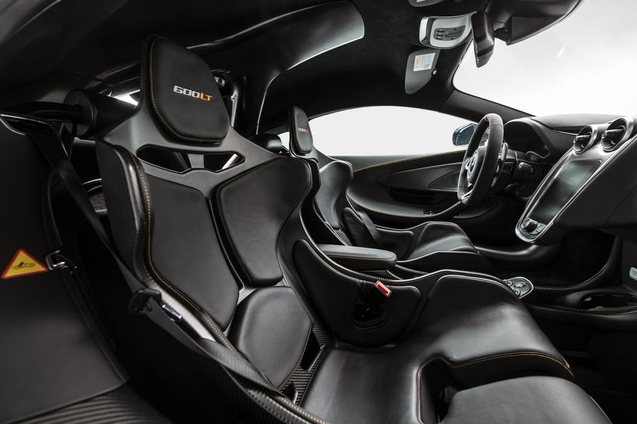 Спецверсию McLaren 600LT подготовили к Пеббл Бич 3