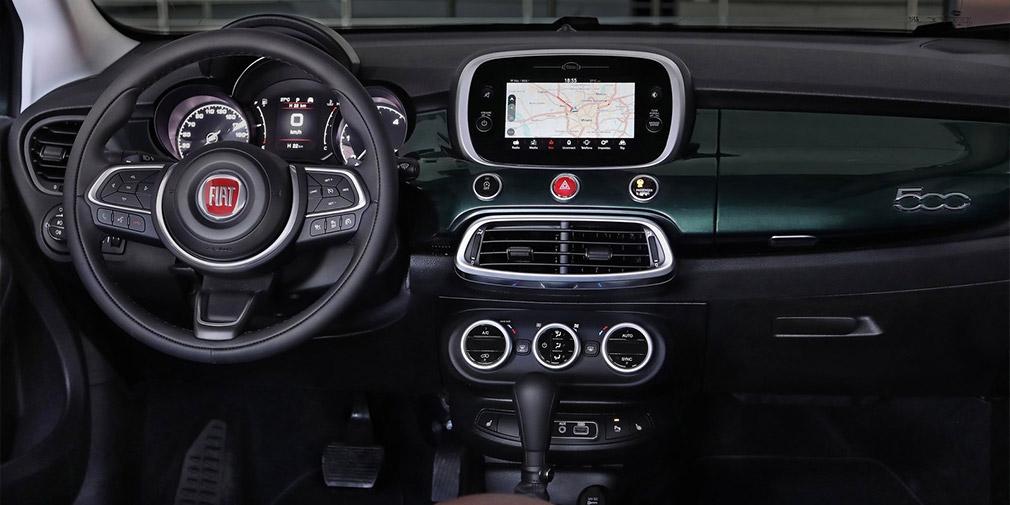 Кроссовер Fiat 500X обновился и обзавелся новым турбодвигателем 3
