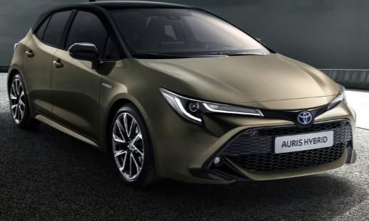 Toyota отказалась от Auris через полгода после премьеры нового поколения 1