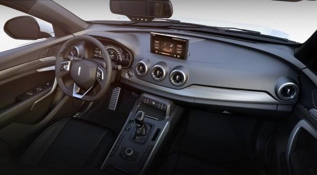 Премиальный суббренд Great Wall решил создать кросс-купе Wey 4