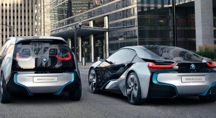 Число электромобилей и гибридов в Европе перевалило за миллион 1