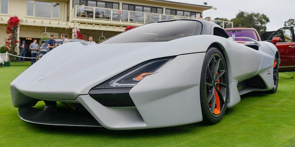 Американцы показали кандидата на звание быстрейшего автомобиля в мире 1