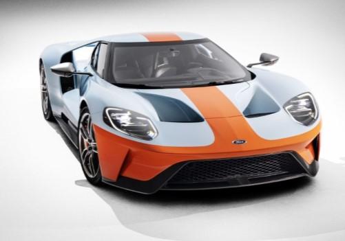 Ford вдохнул в суперкар GT шарм классической модели GT40 1