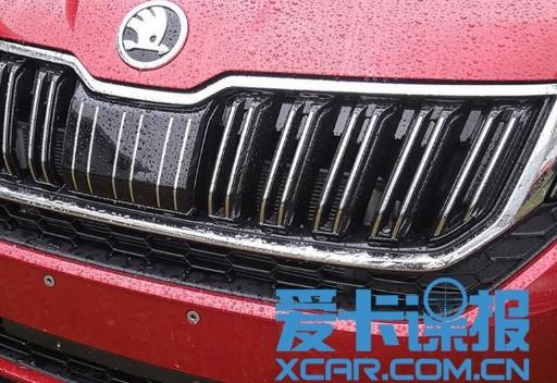 Купеобразный Skoda Kodiaq GT попался «живьём» 1