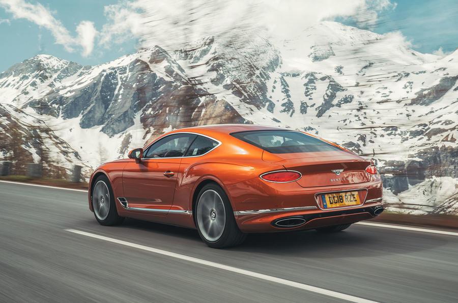 Bentley откажется от выпуска спорткаров и начнет выпускать гибриды 1