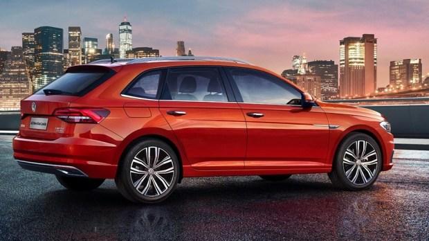 Универсал Volkswagen Gran Lavida признан хэтчбеком 1