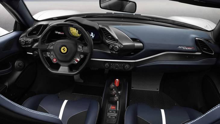 Ferrari Pista предстала в кузове кабриолет 2