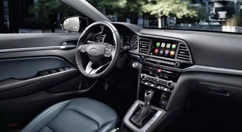 «Треугольная» Hyundai Elantra получила двигатель нового семейства 2